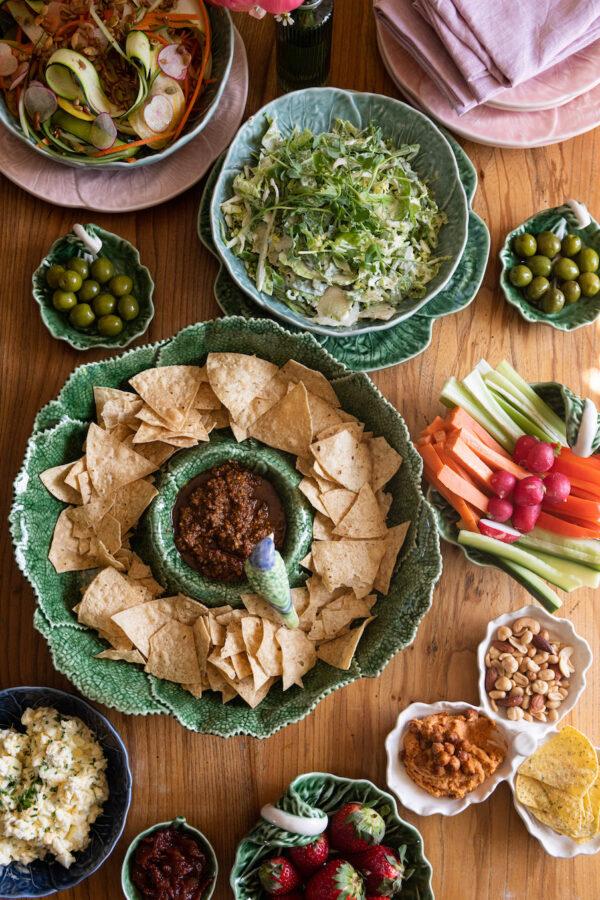 BH Snacks Set up Ali Davis Food-2