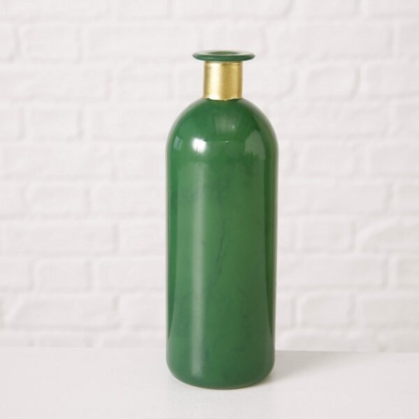 Dark green bottle with gold small - Signature Editions