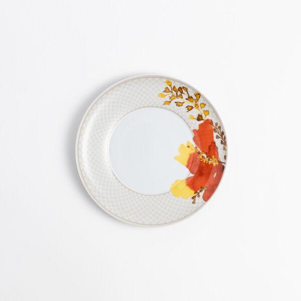 Poppy Orientale - Dessert plate