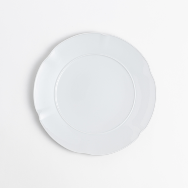 Regal White Dinner Plate - Signature Editions