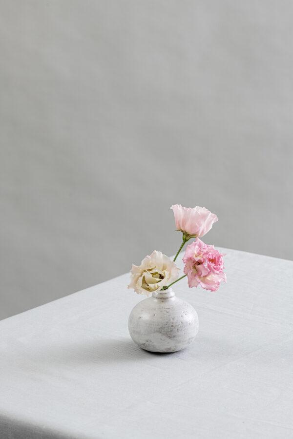 Fermoyle Pottery - white - bud vase - Signature Editions